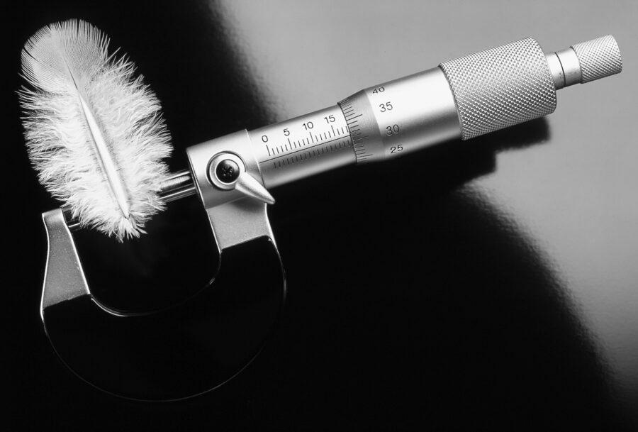 Messschraube (Mikrometerschraube) für NIKON AG Deutschland