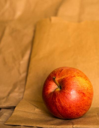 Apfel Stilleben 2021
